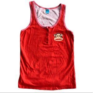 (B💲5) Paul Frank Girls Summer Tank T-Shirt